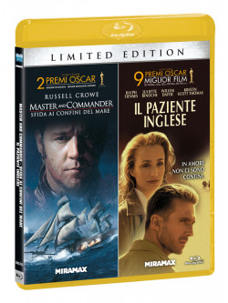 Master And Commander - Sfida Ai Confini Del Mare / Paziente Inglese (Il) (Ltd) (2 Blu-Ray)
