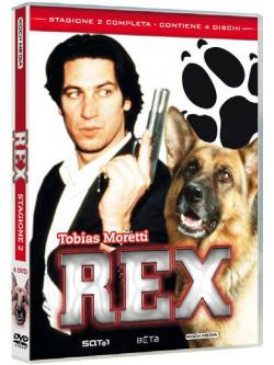 Commissario Rex (Il) - Stagione 02 (4 Dvd)