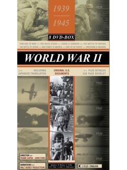 World War II 8 Discs Box Set (8 Dvd) [Edizione: Regno Unito]