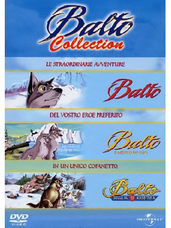 Balto Collection (3 Dvd)