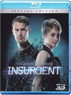 Insurgent - The Divergent Series (3D) (Blu-Ray 3D) (SE)