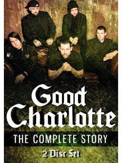 Good Charlotte - The Complete Story (Dvd+Cd)