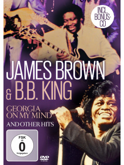 James Brown & B.B. King - Georgia On My Mind (2 Dvd)