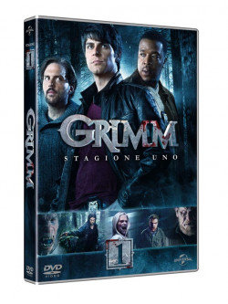 Grimm - Stagione 01 (6 Dvd)