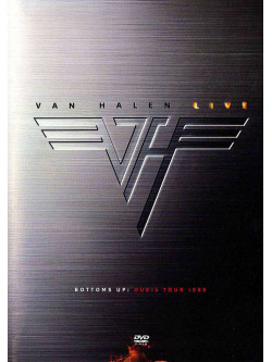 Van Halen - Bottom's Up / Ou812 Tour