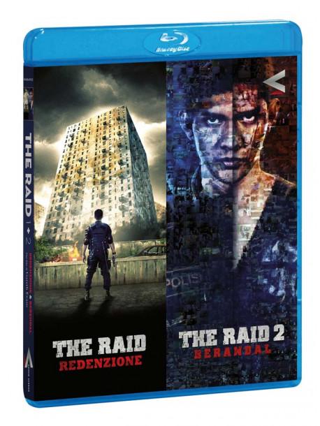 Raid (The) - Redenzione / Raid 2 (The) - Berandal (2 Blu-Ray)
