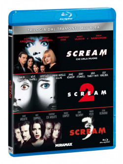 Scream Trilogia (3 Blu-Ray)