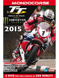Tourist Trophy 2015 (2 Dvd)