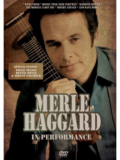 Merle Haggard - In Performance