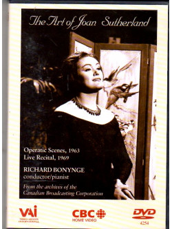 Art Of Joan Sutherland - Operatic Scenes and Recital (The)