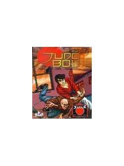 Judo Boy 02