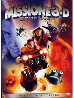 Spy Kids - Missione 3D - Game Over