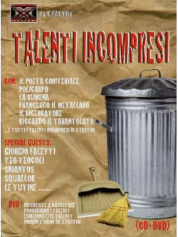 Talenti Incompresi (Cd+Dvd)