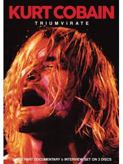 Kurt Cobain - Triumvirate (2 Dvd+Cd)