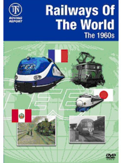 Railways Of The World The 1960s [Edizione: Regno Unito]