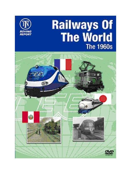 Railways Of The World The 1960s [Edizione: Regno Unito]