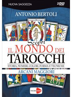 Antonio Bertoli - Scopri Il Mondo Dei Tarocchi - Arcani Maggiori (2 Dvd)
