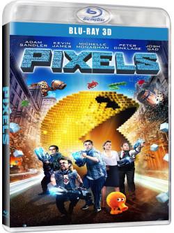 Pixels (3D) (Blu-Ray 3D)