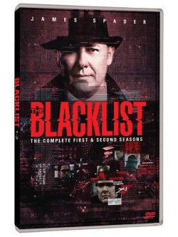 Blacklist (The) - Stagione 01-02 (11 Dvd)