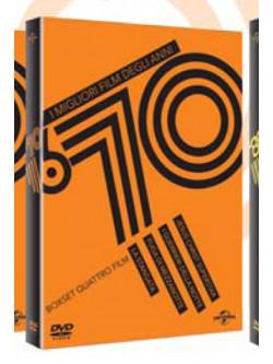 Migliori Film Degli Anni '70 (I) 02 (4 Dvd)