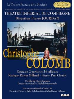 Milhaud - Cristoforo Colombo