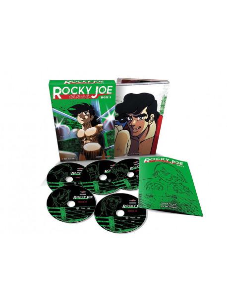 Rocky Joe - Stagione 01 03 (5 Dvd)