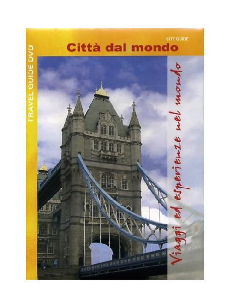 Viaggi Ed Esperienze Nel Mondo Collection - Citta' Dal Mondo (5 Dvd)