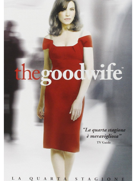 Good Wife (The) - Stagione 04 (6 Dvd)