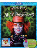 Alice In Wonderland (2010) (Blu-Ray+E-Copy)