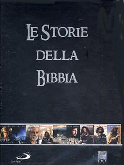 Storie Della Bibbia (Le) Megabox (18 Dvd+Libro)