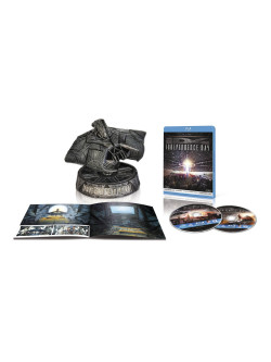 Independence Day - Alien Attacker Edition (Ltd) (2 Blu-Ray+Statuetta Navicella)