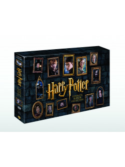 Harry Potter Collezione Completa (Ltd) (8 Dvd)