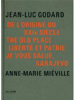 Jean-Luc Godard / Anne-Marie Mieville - Four Short Films (Dvd+Libro)