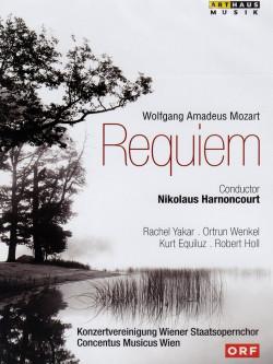 Mozart Wolfgang Amadeus - Requiem