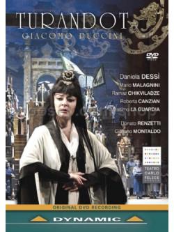Puccini - Turandot  - Renzetti/Malagnini/Chikviladze/Canzian/Orchestra Del Teatro Carlo Felice