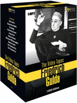 Gulda Friedrich - The Video Tapes (7 Dvd)