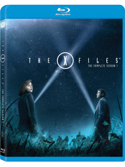 X - Files: The Complete Season 1  [Edizione: Regno Unito]