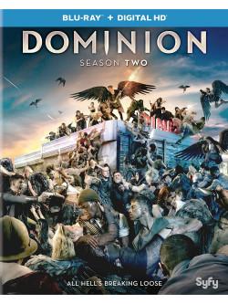 Dominion: Season Two (3 Blu-Ray) [Edizione: Stati Uniti]
