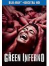 Green Inferno / (Uvdc Dhd Dig [Edizione: Regno Unito]
