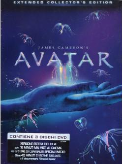 Avatar (Extended CE) (3 Dvd)