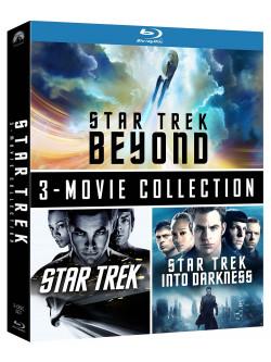 Star Trek / Star Trek Into Darkness / Star Trek - Beyond (3 Blu-Ray)