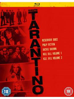 Quentin Tarantino 2015 Boxset (5 Blu-Ray) [Edizione: Regno Unito]