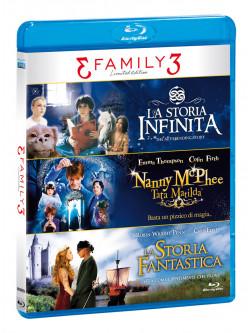 Storia Infinita (La) / Tata Matilda / Storia Fantastica (La) (Ltd) (3 Blu-Ray)