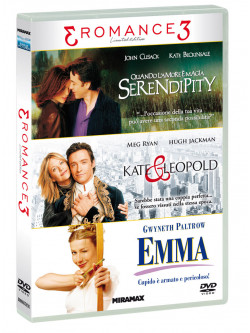 Serendipity / Kate E Leopold / Emma (Ltd) (3 Dvd)