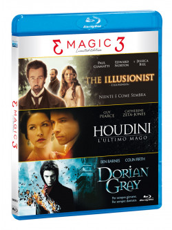 Illusionist (The) / Houdini / Dorian Gray (Ltd) (3 Blu-Ray)