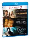 Illusionist (The) / Houdini / Dorian Gray (Ltd) (3 Blu-Ray)