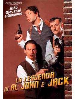 Leggenda Di Al, John E Jack (La) (2 Dvd)