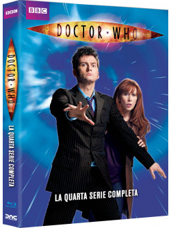 Doctor Who - Stagione 04 (4 Blu-Ray)
