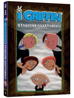 Griffin (I) - Stagione 14 (3 Dvd)