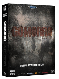 Gomorra - Stagione 01-02 (8 Dvd)